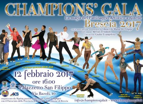 Champions' Gala - Brescia 2017