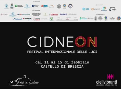 Cidneon - Festival Internazionale delle luci - 1° edizione