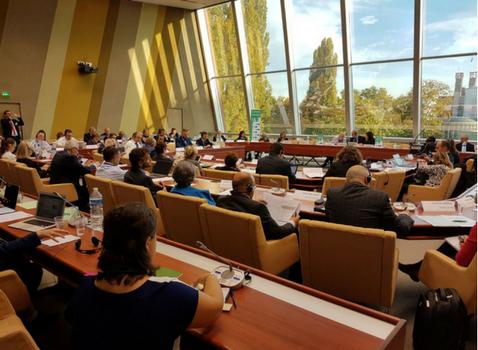 33° Congresso dei poteri locali e regionali del Consiglio d'Europa