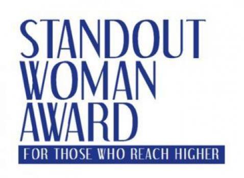 """Al via il Premio Internazionale """"Standout Woman Award"""" Edizione 2018"""