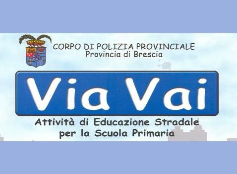 Logo iniziativa Via Vai