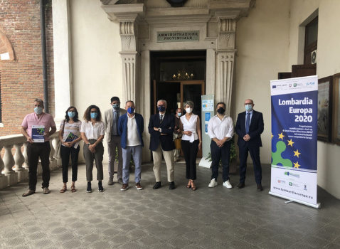 Firmata la Convenzione SEAV nell'ambito del Progetto Lombardia Europa 2020