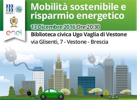 Mobilità sostenibile e risparmio energetico