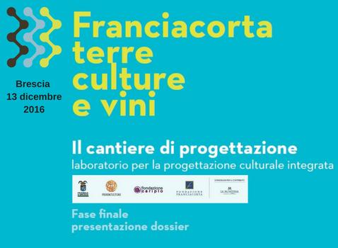 """""""Franciacorta Terre Culture e Vini"""""""